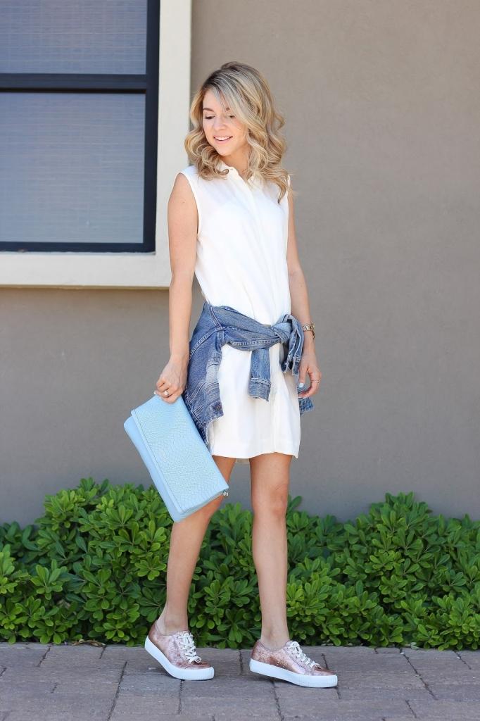Casual everyday outfit, Gigi New York