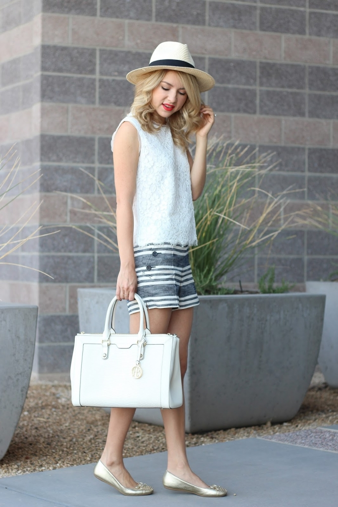 henri bendel, style blogger, casual summer outfit