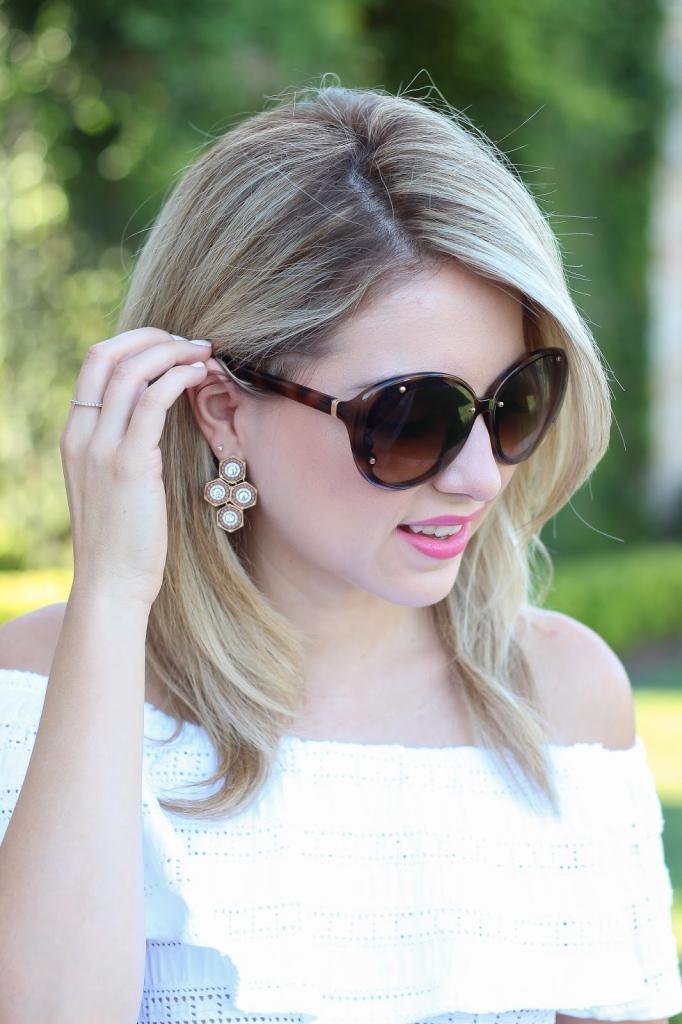 charming charlie, chanel sunglasses