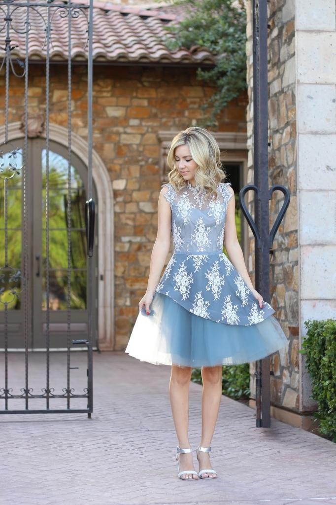 Dress - wedding wear - prom - designer