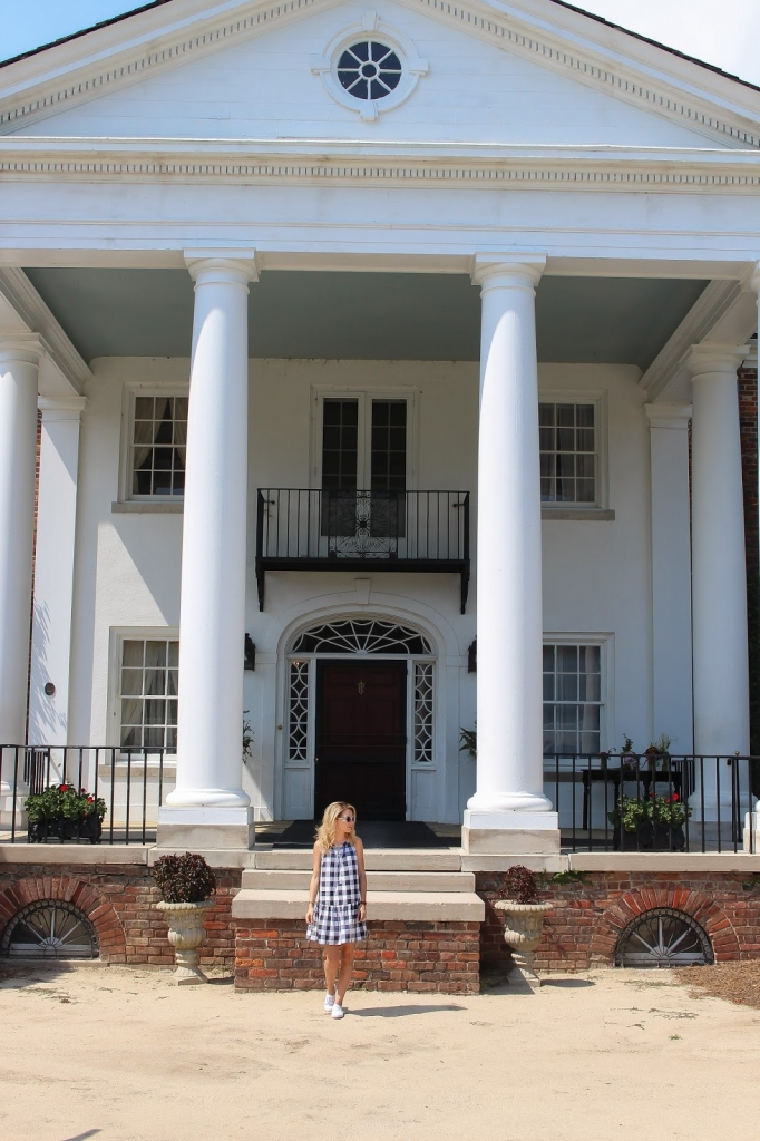 boone hall plantation - the notebook - travel
