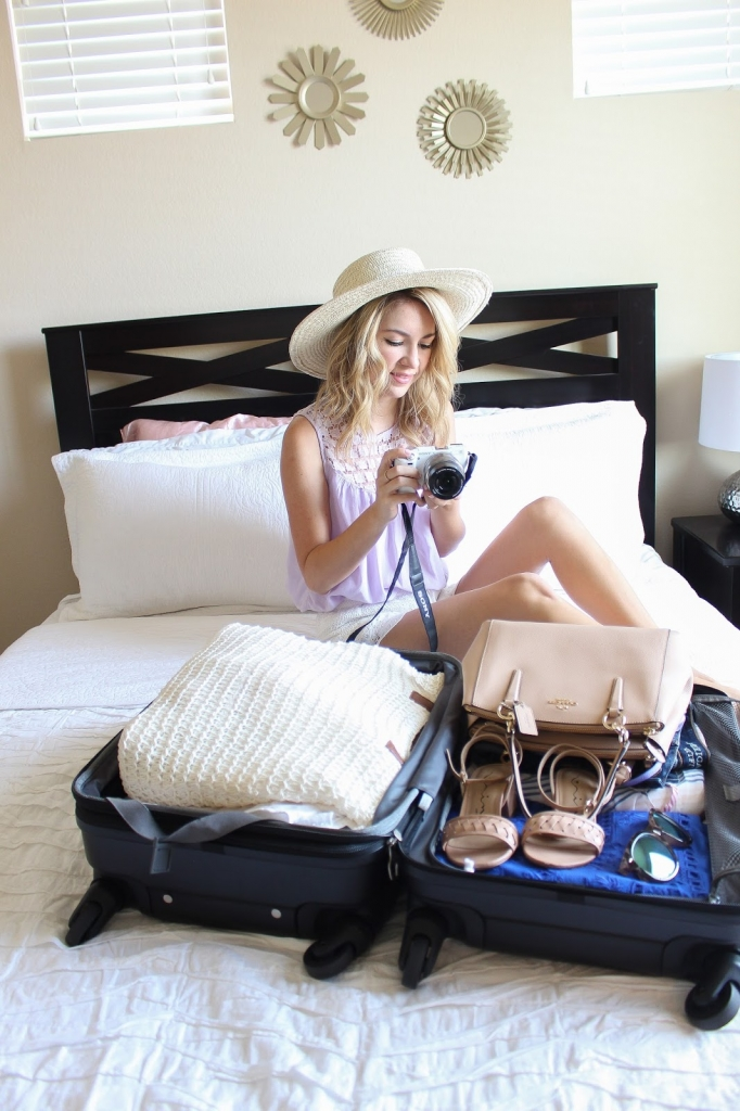 Travel outfits, pack smart, south carolina, charleston