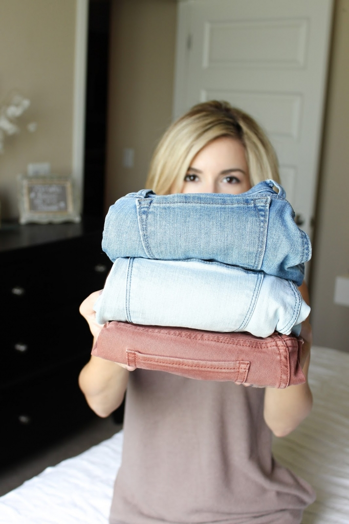 quality - rise - shades - style - denim girl - fashion - simply sutter
