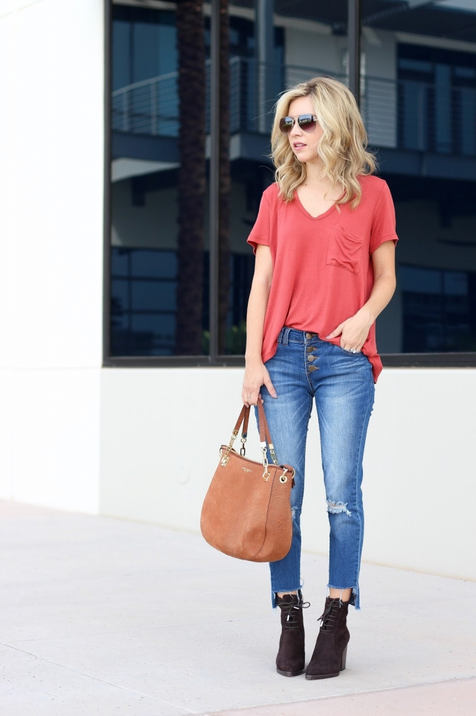 Pre Fall - casual - jeans - boots