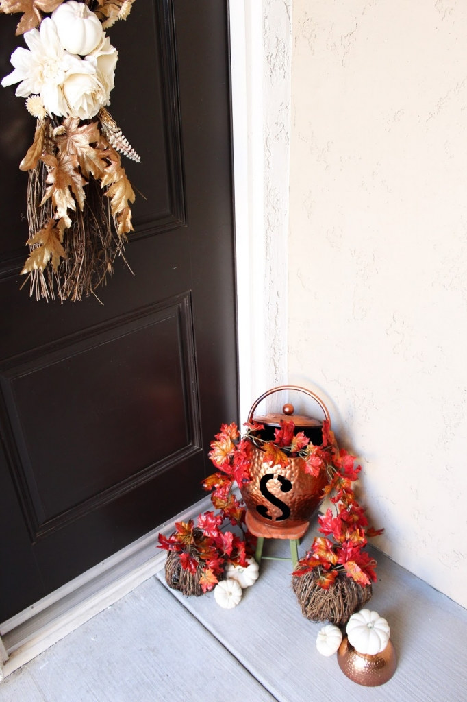 lifestyle - blogger - home - how to decorate this fall