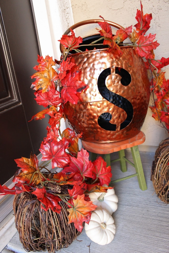case sutter - home decor - fall decorations - fall