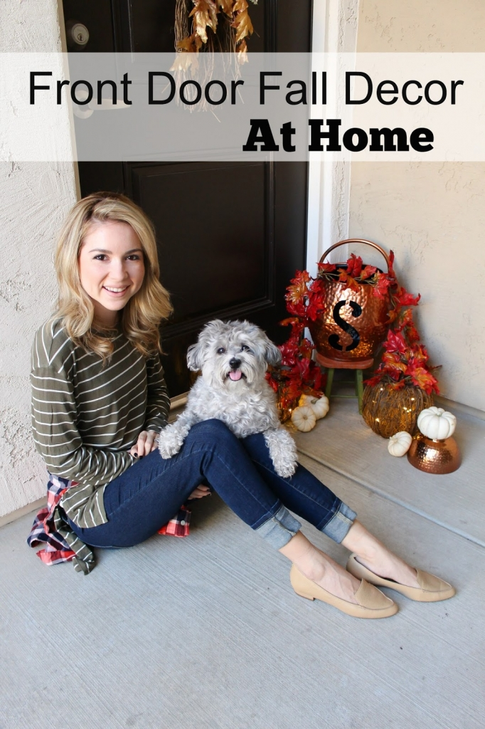 fall decor - at home - interior - home style