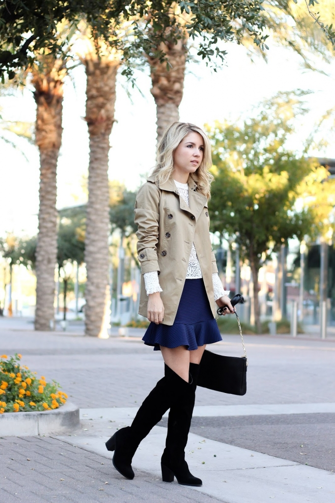street style inspired look - ootd - fall fashion - blogger - simply sutter