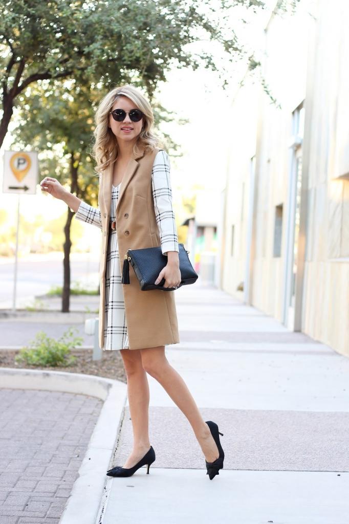 sleeveless vest - macys - maison jules - how to wear a sleeveless vest