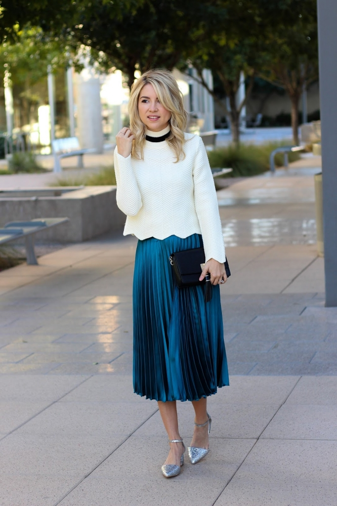 street style - simply sutter - winter ootd - sweater outfit - layer your skirt for winter - ASOS - Henri Bendel - simply sutter