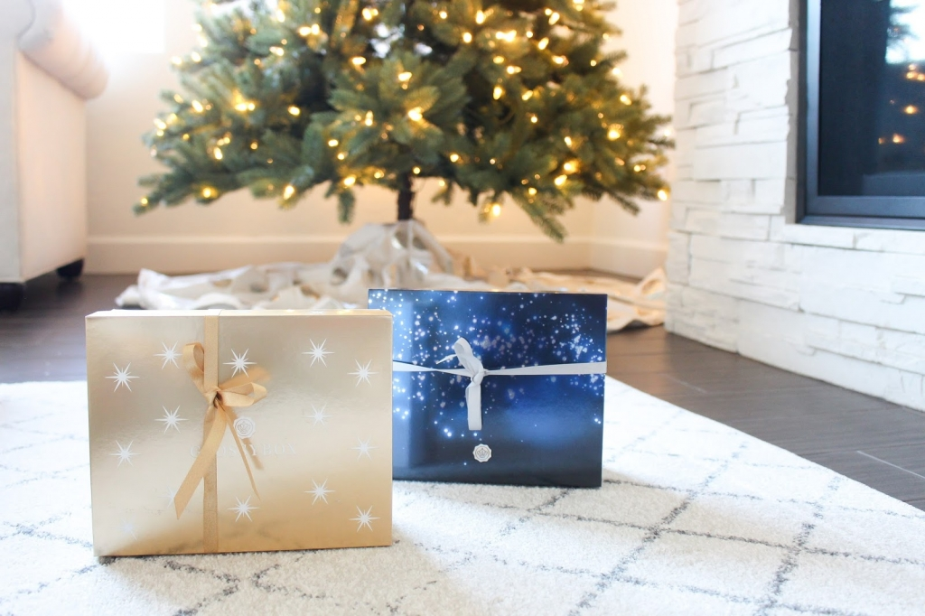 Simply Sutter | Holiday Gift | Glossybox | supscrption box | Beauty Box | Giveaway