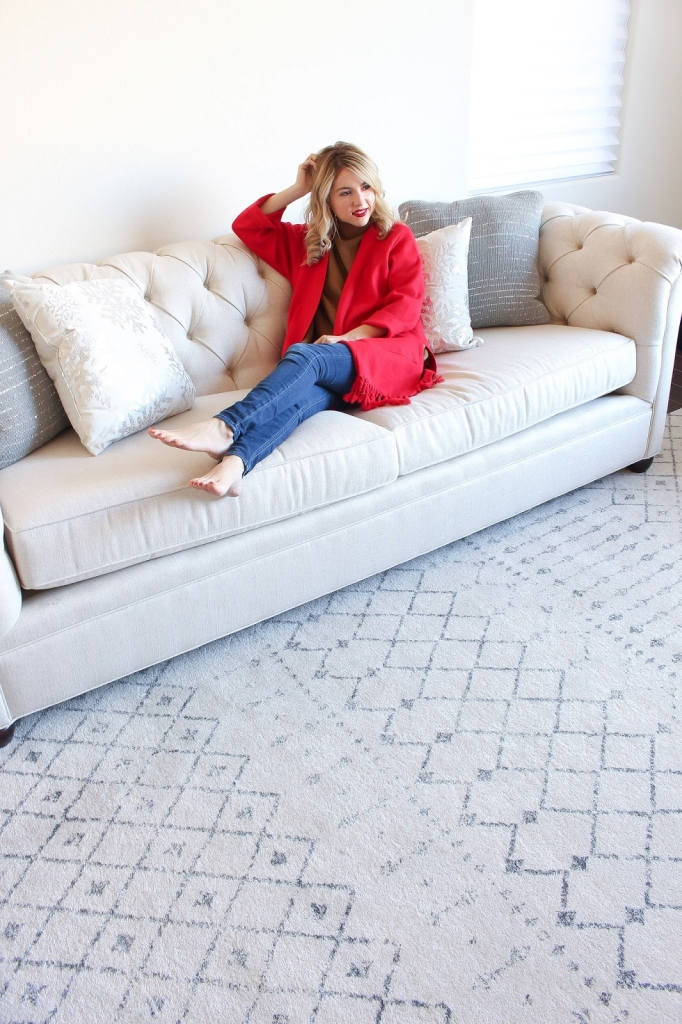 lifestyle - rugs - home - simply sutter