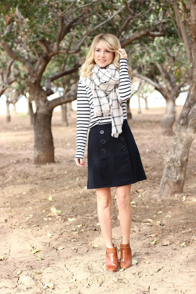 stripes - look book - how to wear - fashion - simply sutter