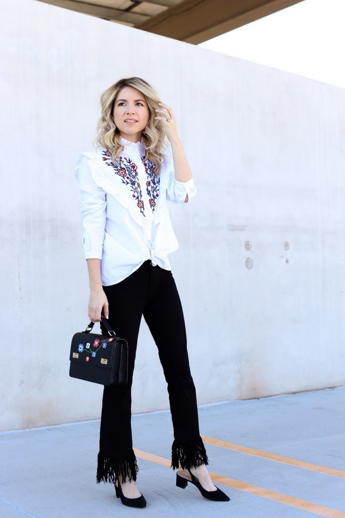 embroidered - 5 top embroidered items - statement top