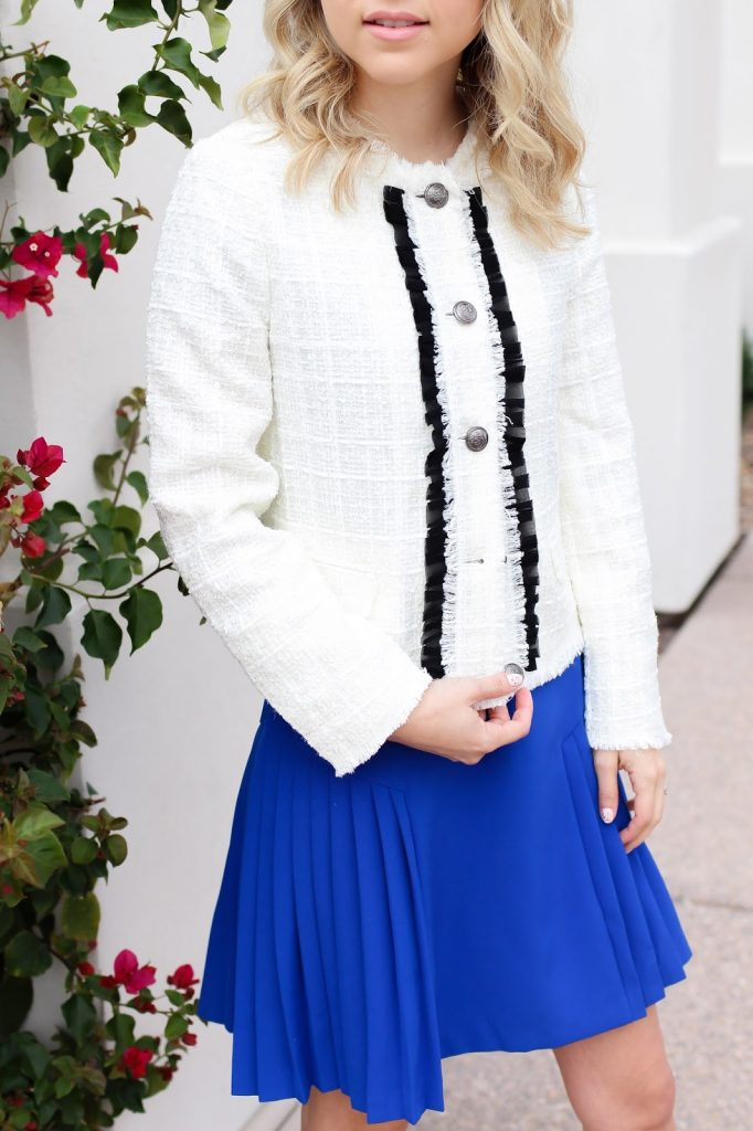 fashion blogger - spring style - fashion - style - maison jules - spring outfit