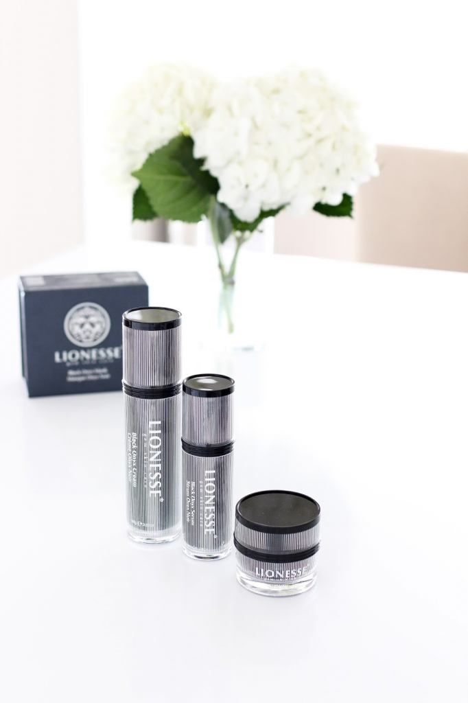 beauty - black onyx collection - lionesse gem - skincare