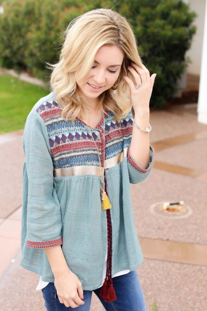 look book - boho - simply sutter - monic sutter - casual style