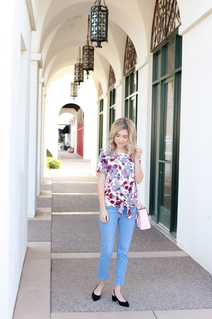 spring trend - spring outfit - simply sutter