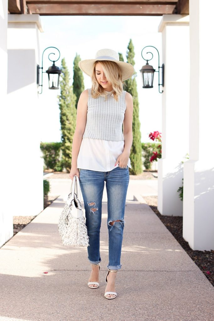 simply sutter - spring - denim - outfit - blogger