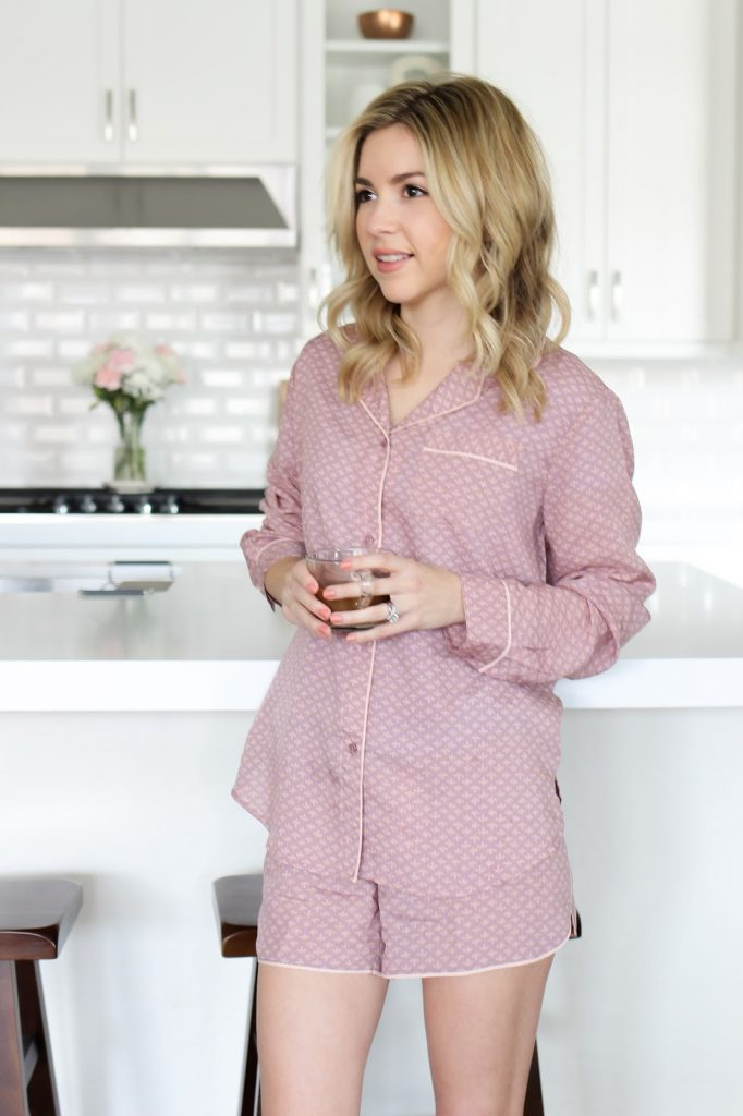 target pajamas - simply sutter - monic sutter - lifestyle