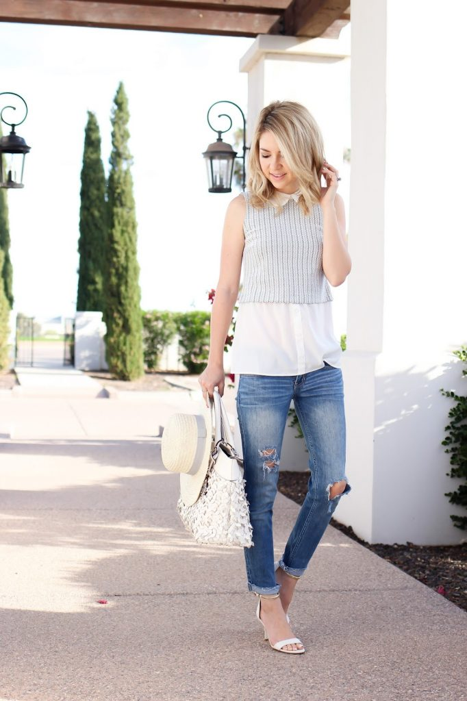 Spring outfit - Simply Sutter - Spring Layer