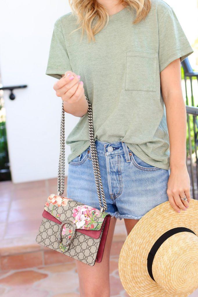 tee - shirt style - fashion - gucci