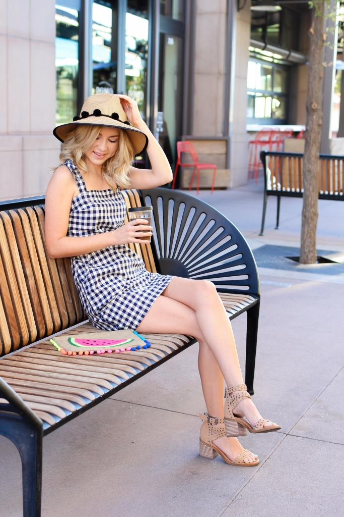 the edit - style - gingham style - express outfit