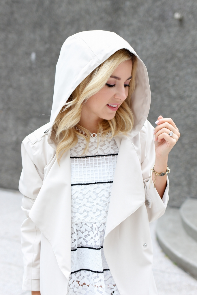 Simply Sutter - trench coat - style - fall style