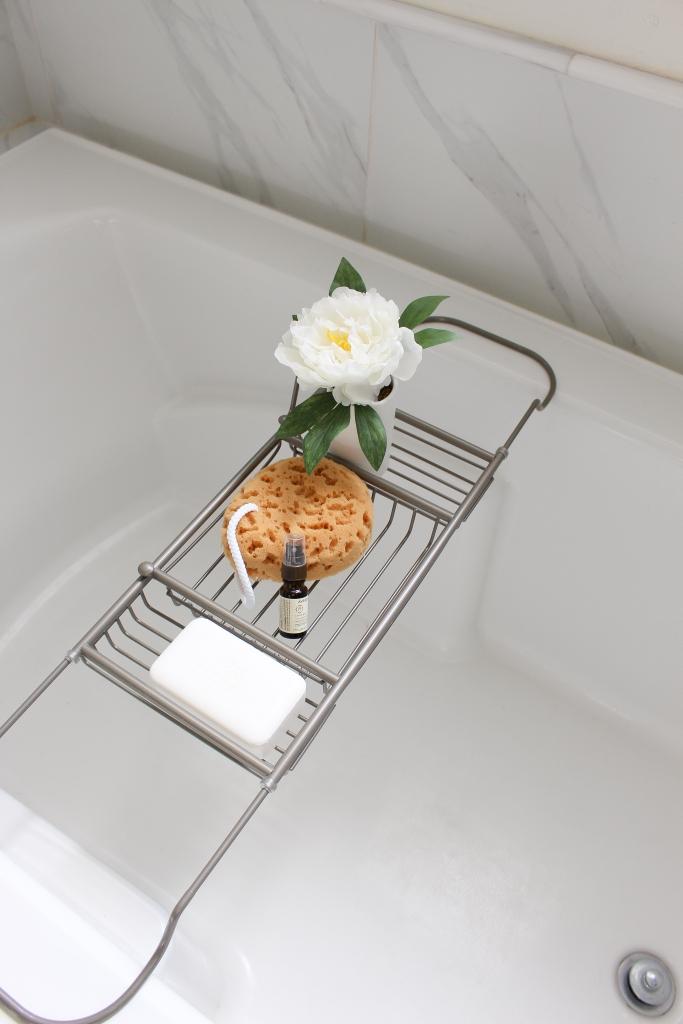 Simply Sutter - Master bathroom - bathtub - aveda - tub