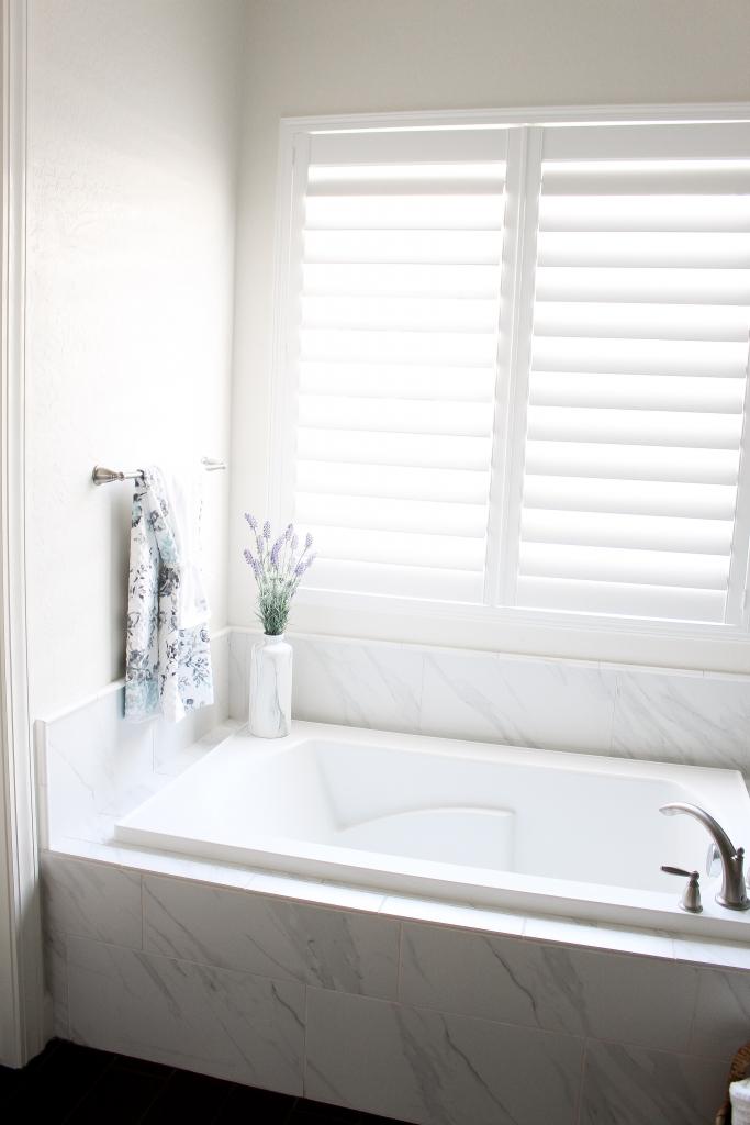 bathroom - bathroom makeover - Simply Sutter