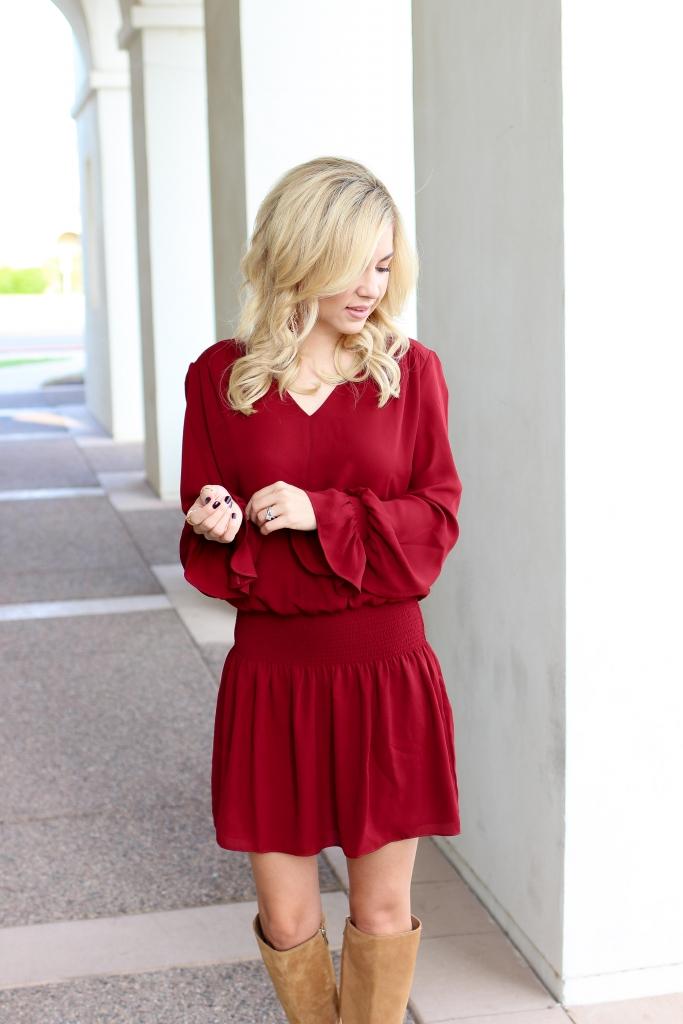 Simply Sutter - Chelsea28 - Nordstrom - Drop waist dress