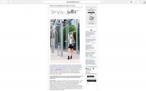 Simply Sutter - Reward Style - Fashion Blogger