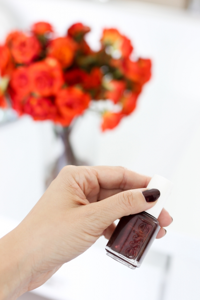 Simply Sutter - Fall Favorites - Fall Nail Color