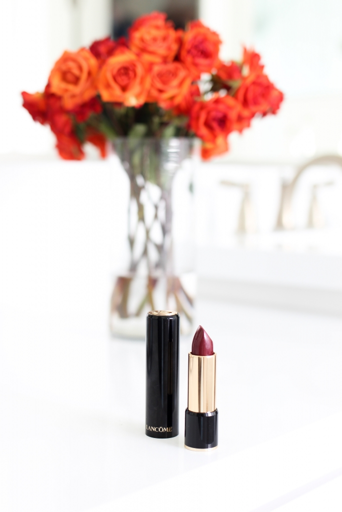 Simply Sutter - Lancome - Wine Lips - Fall Beauty
