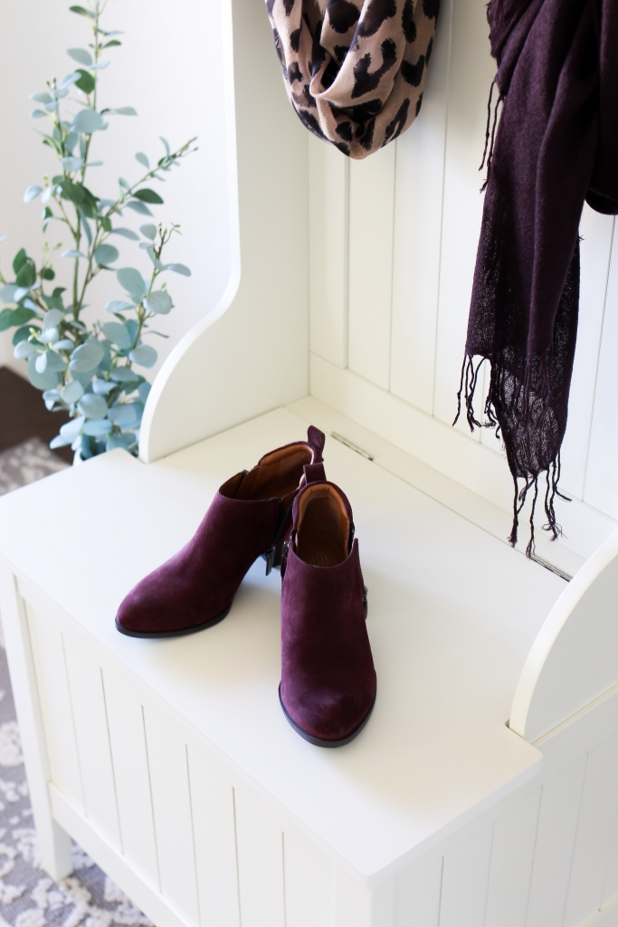 Simply Sutter - Fall Style - ankle boots