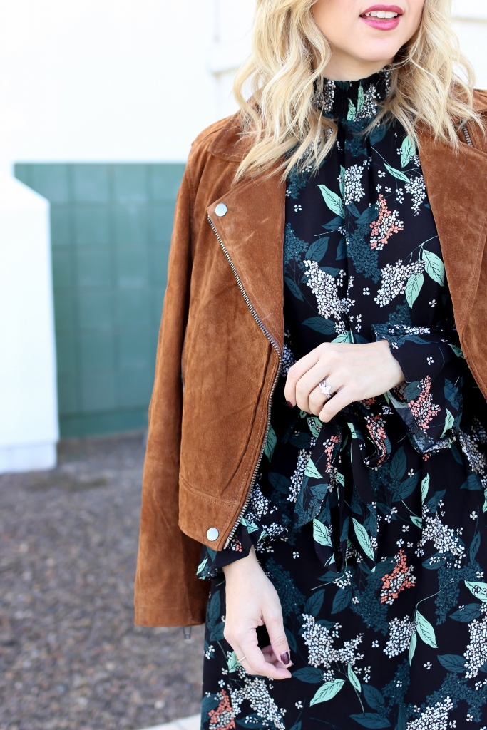 Simply Sutter - Smock Dress - Fall Dress - Fall outfit