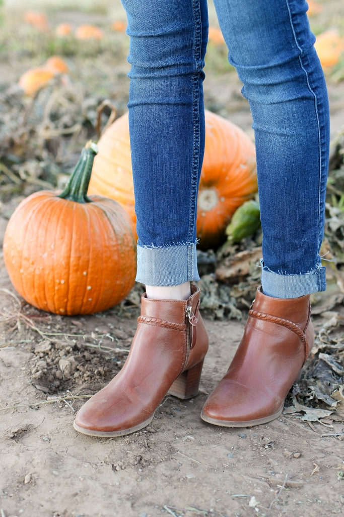 Simply sutter - fall style - brown boots