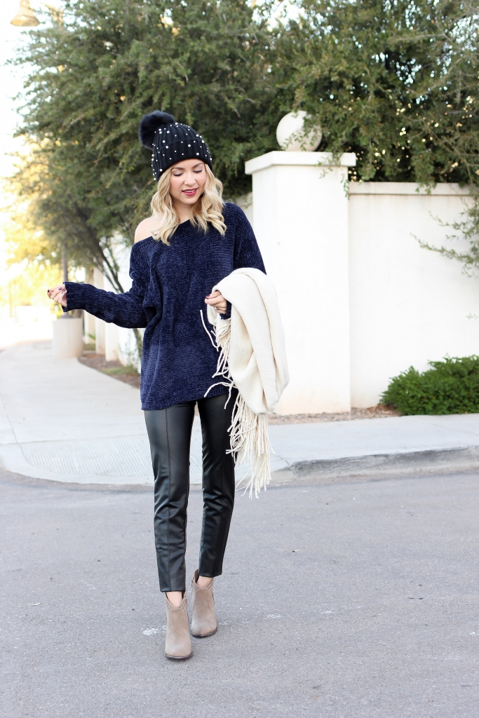 Simply Sutter - Fall - Style - leather legging style - fall essentials