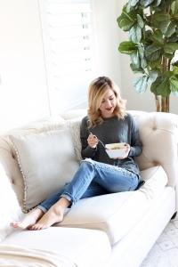 Simply Sutter - Loaded Potato Soup - Fall Soup