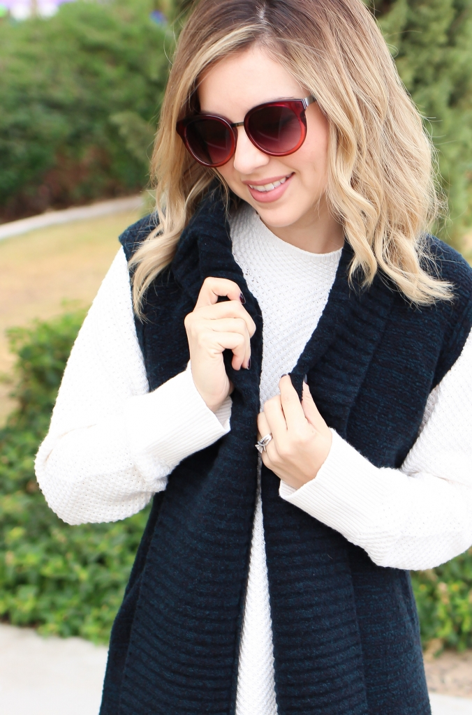 Simply Sutter - LOFT - Layer Sweaters