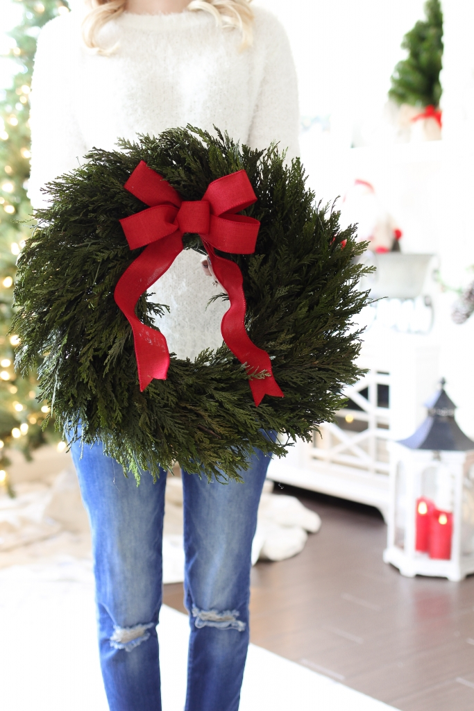 Simply Sutter - Christmas Wreath - Joss and Main