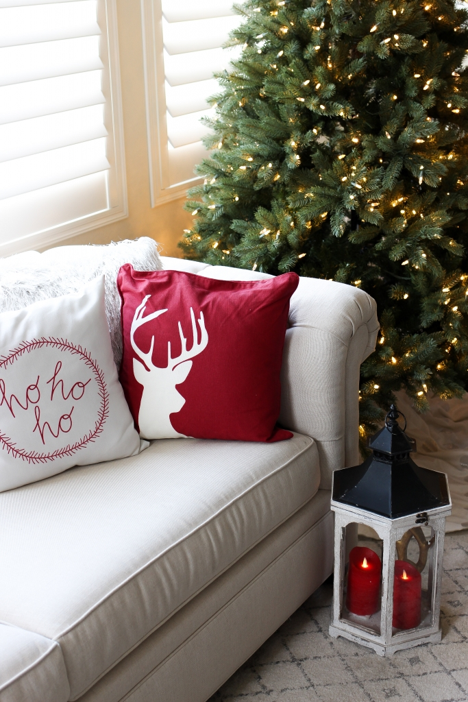 Simply Sutter - Christmas pillows - Joss and Main - Lantern