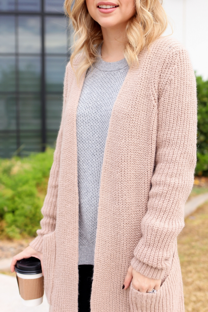 Simply Sutter - Style - cozy outfit - LOFT