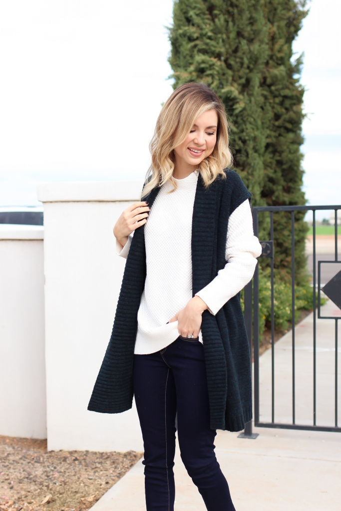Simply Sweater - Winter Style - LOFT - Sweater Vest