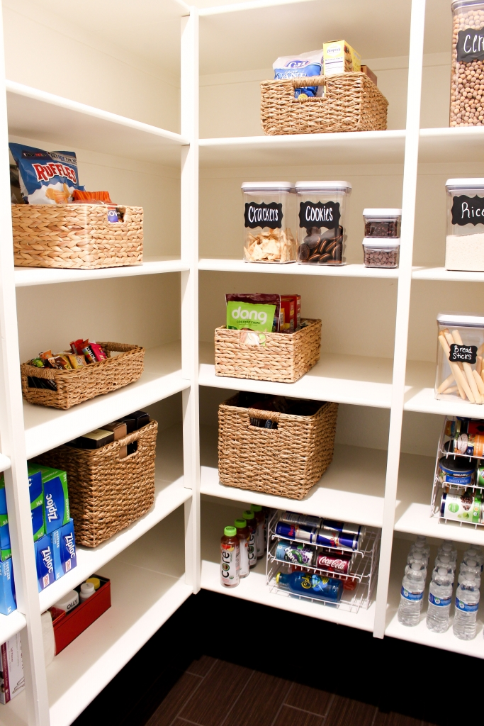 Simply Sutter - Pantry - Organize