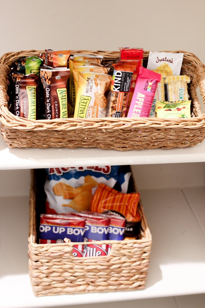 Simply Sutter - Snacks - Organize Pantry