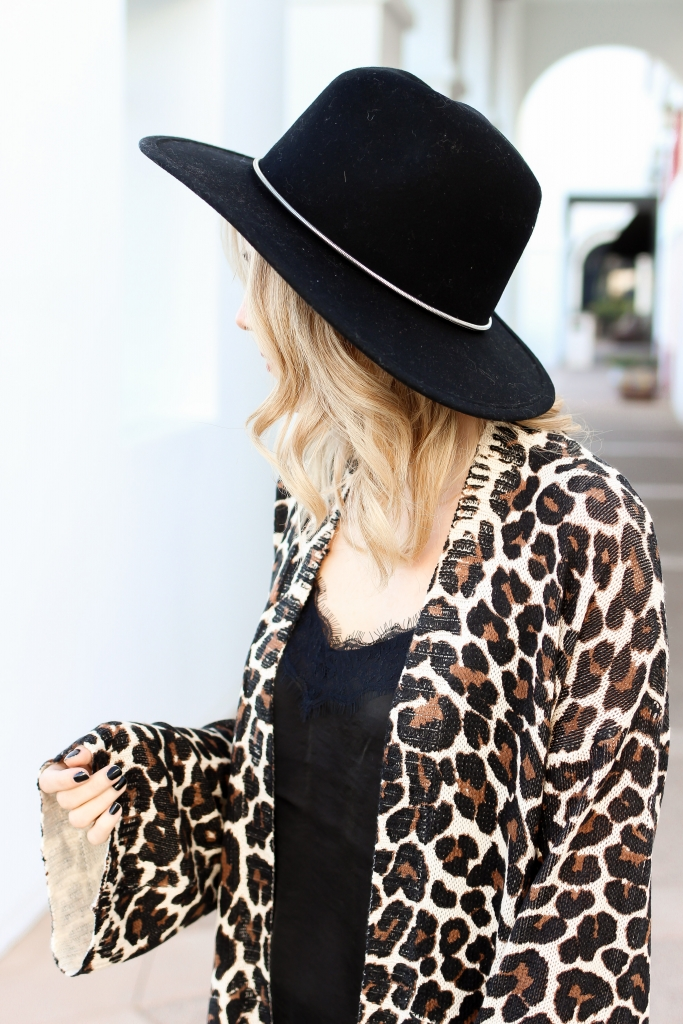 Simply Sutter - Leopard Cardigan