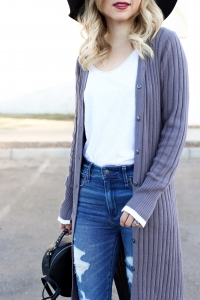 Simply Sutter - Fall Outfit - Casual Outfit - long cardigan
