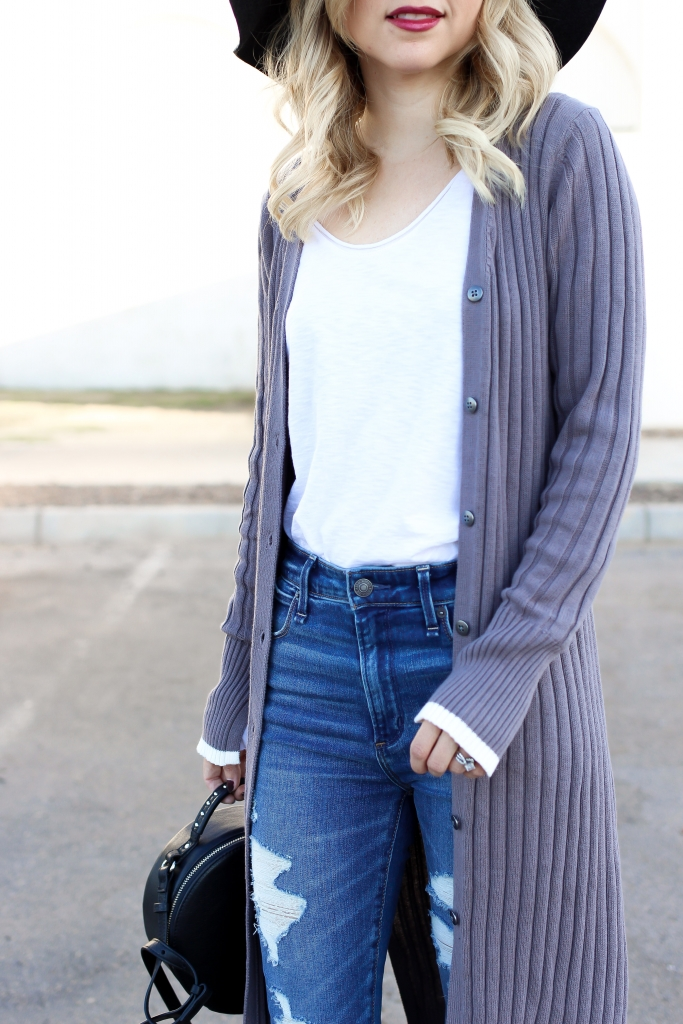 Simply Sutter - Fall Outfit - Casual Outfit - long cardigans