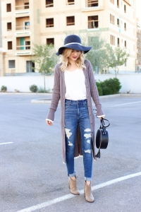 Simply Sutter - Fall Outfit - cardigan outfit